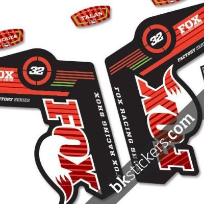 Fox 32 Special Edition