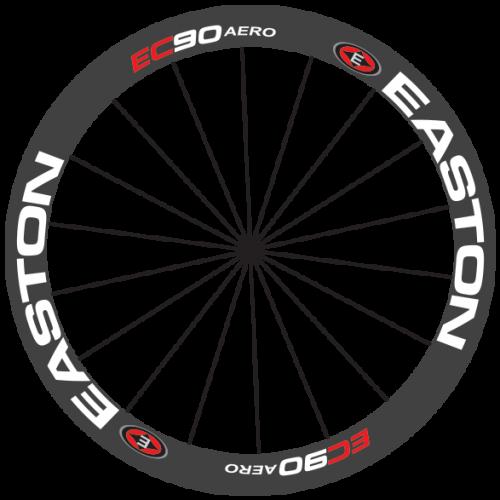 Easton EC90 decals kits - bkstickers.com