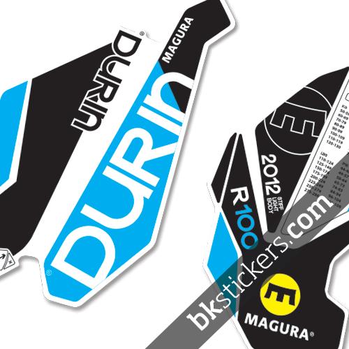 Magura R100 blue
