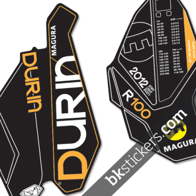 Magura Durin R100b orange