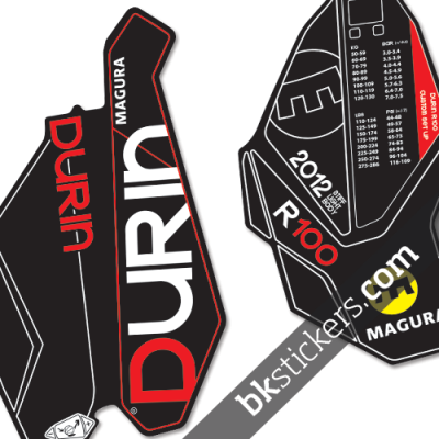 Magura Durin R100b red