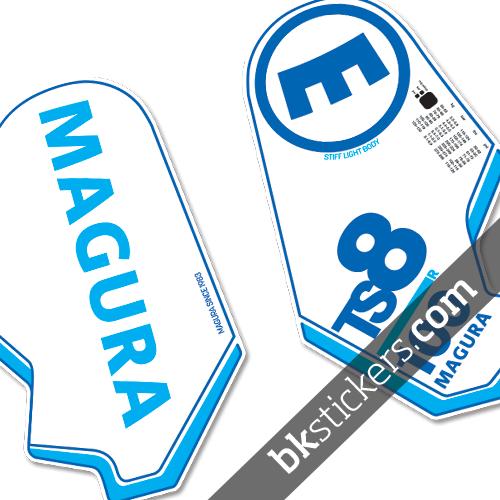 Magura TS8 blue