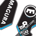 Magura TS8b blue
