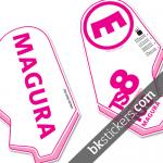 Magura TS8 pink