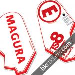 Magura TS8 red