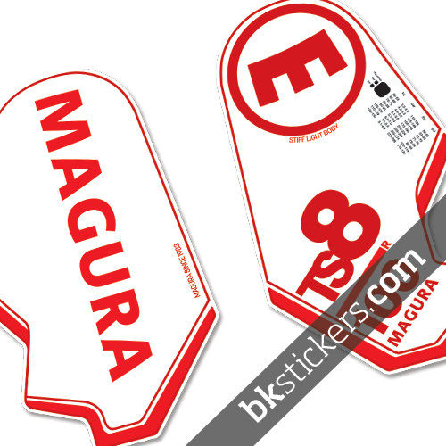 Magura TS8 red