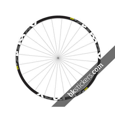 Mavic Crossmax ST Stickers kit - bkstickers.com