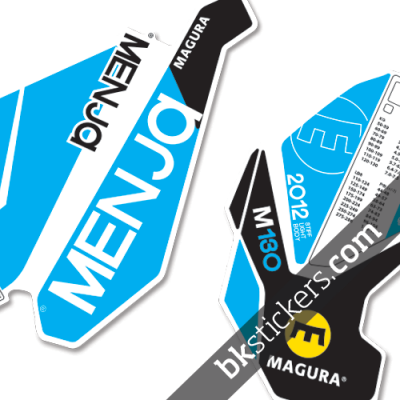 Magura Menja 130 blue