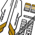 Rockshox Revelation 2013 B yellow