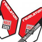 Rockshox Revelation B red