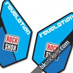 Rockshox Revelation B blue