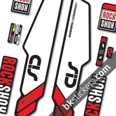 Rockshox SID 2014 b medium red