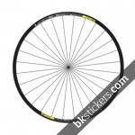 Dt Swiss XRC 330 Carbon yellow