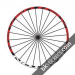 Easton Haven decals kit - bkstickers.com