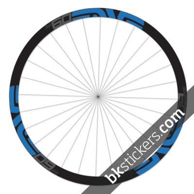 ENVE M SERIES 60 Forty Stickers kit - bkstickers.com