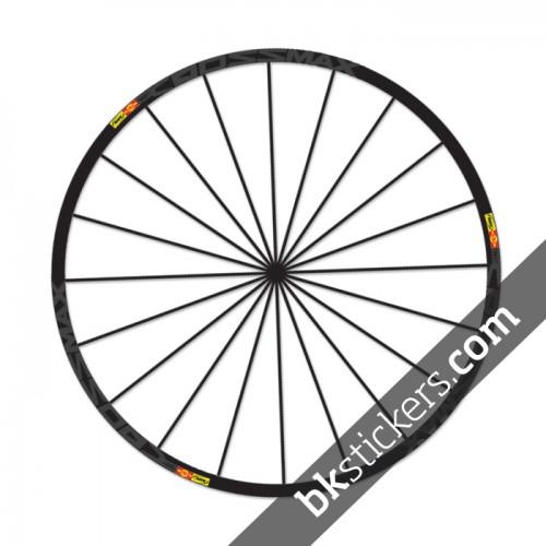 Mavic Crossmax SL Stickers kit