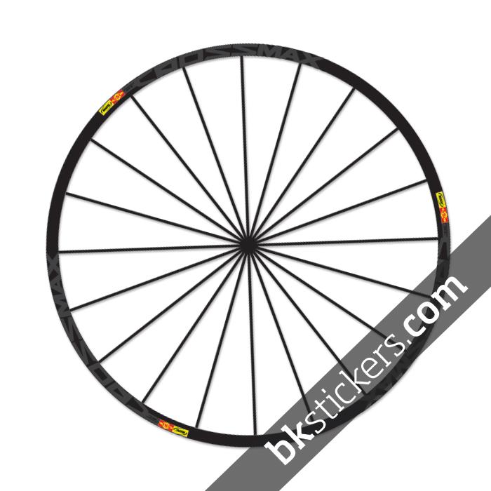 633735169b9 Mavic Crossmax SL Stickers kit - bkstickers.com