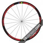 Bkstickers Progress Phantom UCI red