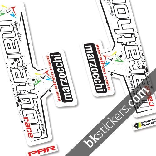 Marzocchi Marathon Race Olympic Edition