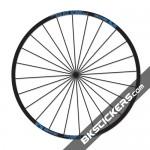 ZTR Arch EX Rocky Mountain - Bksticker fork stickers