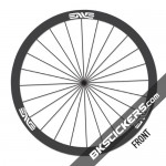 Enve SES 3.4 - Bkstickers fork stickers