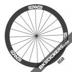 Enve SES 3.4 - Bkstickers fork stickers
