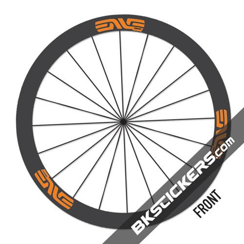 ENVE SES 4.5 CARBON FIBER ROAD Stickers kit