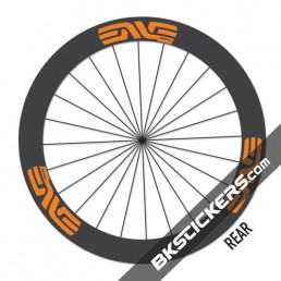 Enve SES 4.5 - Bkstickers fork stickers