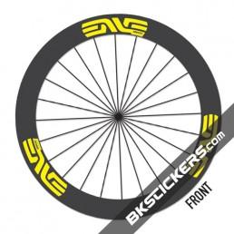 ENVE SES 6.7 CARBON FIBER ROAD Stickers kit - bkstickers.com