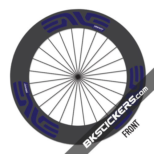 Enve SES 8.9 - Bkstickers fork stickers