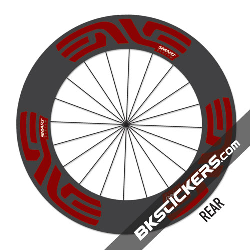 Enve SES 8.9 - Bkstickers fork stickers