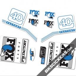 Fox 40 2016 - Bkstickers.com
