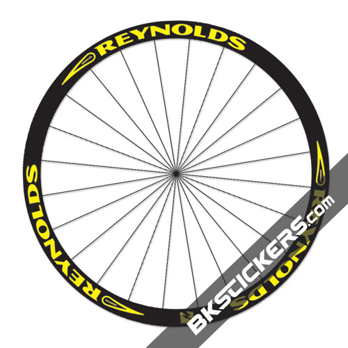 Reynolds Assault - Bkstickers fork stickers