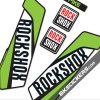 Rockshox Pike 2016 stickers kit Black Forks