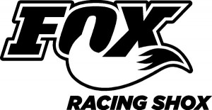 Fox DHX Air 5 Stickers kit Rear Shocks