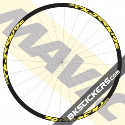 Mavic Crossride 2016 Stickers kit - blstickers.com