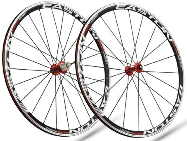 Easton EA50 Aero rims