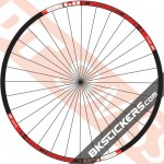 DT Swiss XMC 350 Decals Kit - bkstickers.com