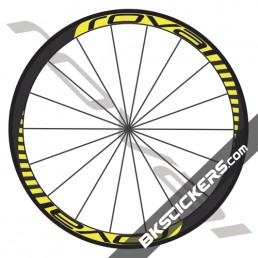 Roval Carbon 40mm Decals kit - bkstickers.com
