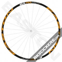 Easton EA70 XCT Decals kits - bkstickers.com