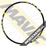 Mavic Crossmax XL 2015 Decals kit - bkstickers.com