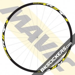 Mavic Crossmax XL 2015 Decals kit - bkstickers.com