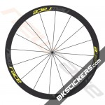 New Race 38C Decals Kits - bkstickers.com