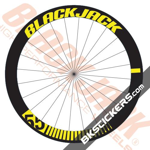 Blackjack T55 Decals kits - bkstickers.com