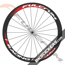 Fulcrum Racing Speed XLR Decals kit - bkstickers.com