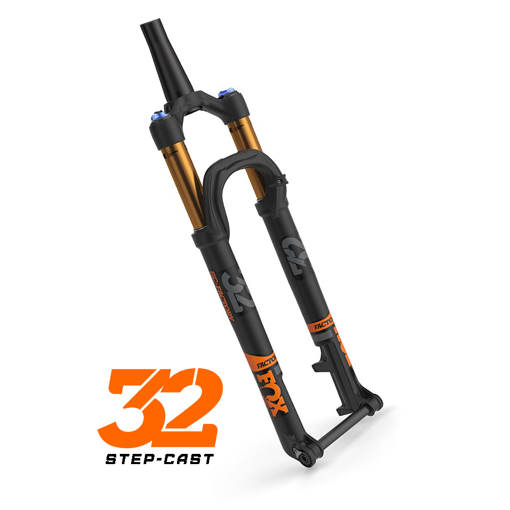 Fox 32 SC Factory Series black fork