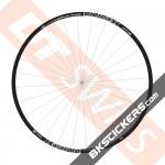 DT Swiss X1700 Spline Two Decals Kit - bkstickers.com