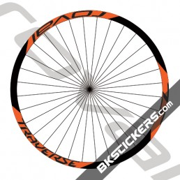 Roval Traverse SL Decals kit - bkstickers.com