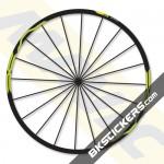 Mavic XA Elite Decals Kit - Custom Stickers Bksticker.com