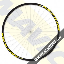 Mavic Aksium Elite Decals kit - custom stickers bkstickers.com